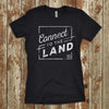Women's Connect to the Land tee