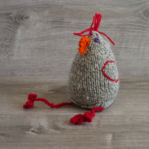 Wool chicken