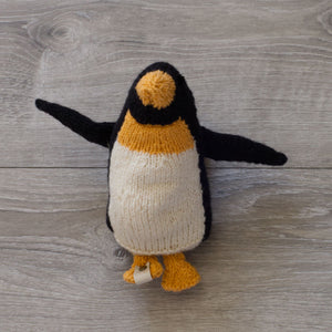 Wool penguin