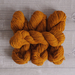 Ginger Spice yarn (limited run)