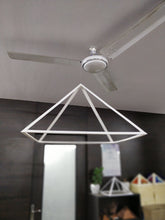 Load image into Gallery viewer, Giza 2ft Light Weight Hanging Pyramid for Regular Meditation (PVC)