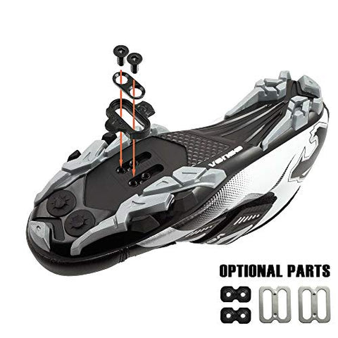 8a4f6c92d Bike Cleats Compatible With Shimano Spd Sm-Sh56 - Indoor Cycling ...