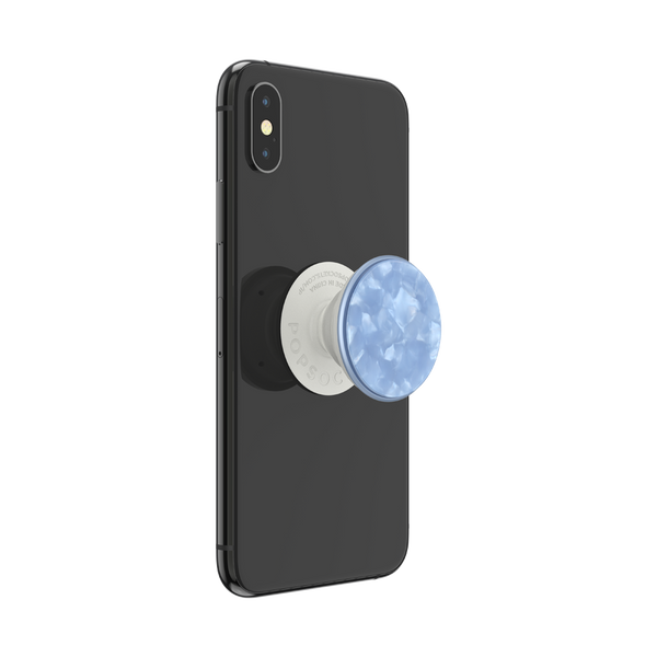 NYHET 🔄 PopSockets - Acetate Powder Blue POPGRIP