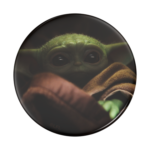 NYHET 🔄 PopSockets - STAR WARS The Child Baby Yoda POPGRIP