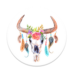 PopSockets Bull Feathers