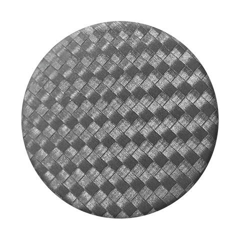NYHET 🔄 PopSockets - Carbonite Weave POPTOP
