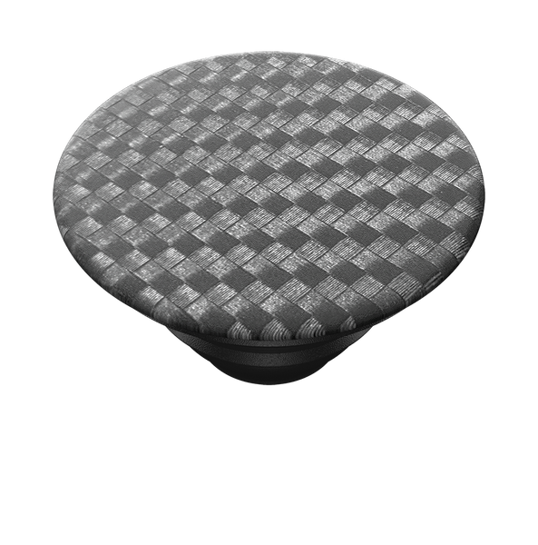 NYHET 🔄 PopSockets PopGrip - Carbonite Weave SWAPTOP