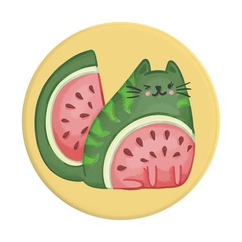 NYHET 🔄 PopSockets - Catermelon (Gloss) POPGRIP