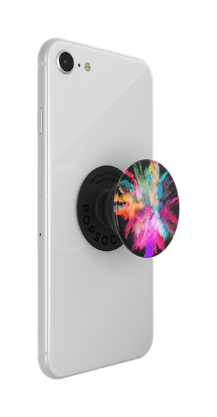 NYHET 🔄 PopSockets - Color Burst Gloss POPGRIP