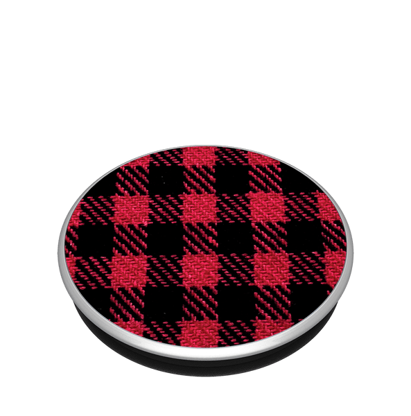 NYHET 🔄 PopSockets - Classic Check Red POPGRIP