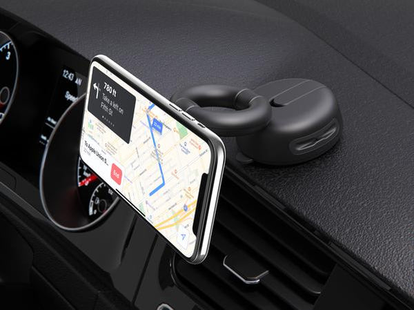 Car & Desk Black - Mount