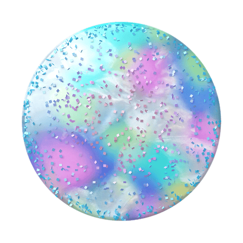 NYHET 🔄 PopSockets - Glitter Cotton Candy POPGRIP