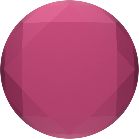 NYHET 🔄 PopSockets - Plum Berry Diamond POPTOP