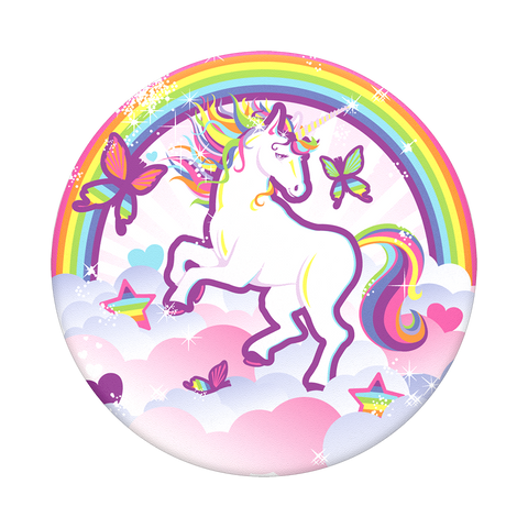 NYHET 🔄 PopSockets - Over the Rainbow POPTOP