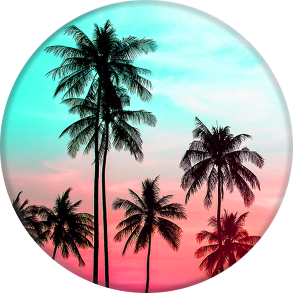 NYHET 🔄 PopSockets - Tropical Sunset POPGRIP