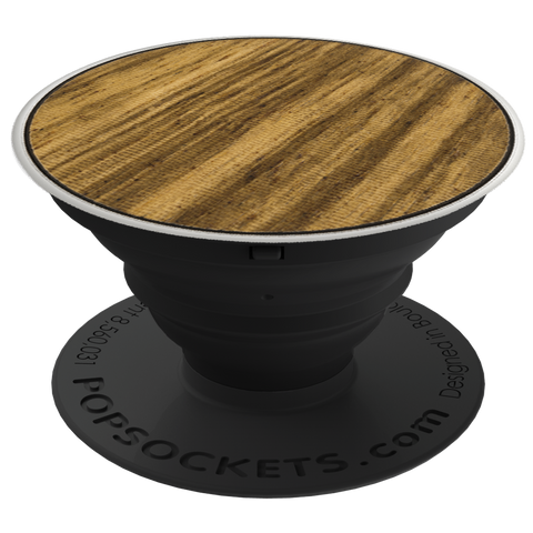 PopSockets Zebrawood - LIMITED EDITION
