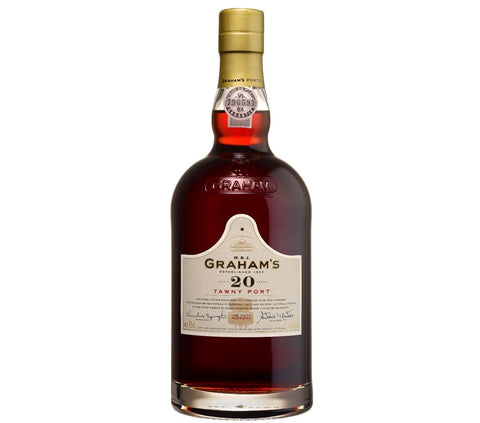 20 Year Old Tawny Port, Graham's, Douro Valley, Portugal - Fortified Wine - www.baythornewines.co.uk