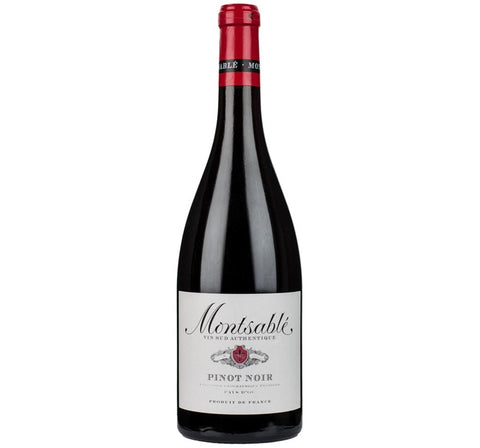 2018 Pinot Noir, Montsable, Languedoc, France - Red Wine - www.baythornewines.co.uk