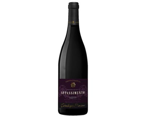 2018 Appassimento di Salento, Aristocratico, Puglia, Italy - Red Wine - www.baythornewines.co.uk