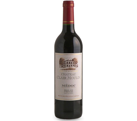 2016 Chateau Clair Moulin, Medoc, Bordeaux, France - Red Wine - www.baythornewines.co.uk