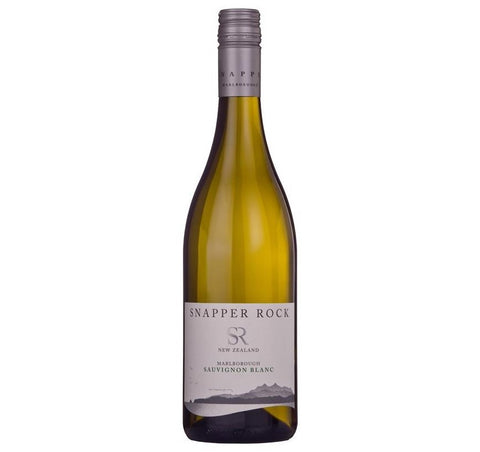 2019 Sauvignon Blanc, Snapper Rock, Marlborough, New Zealand - White Wine - www.baythornewines.co.uk