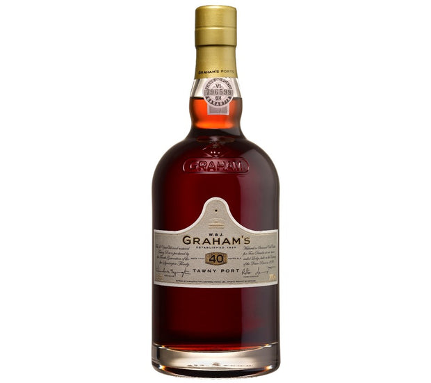 40 Year Old Tawny Port, Graham's, Douro Valley, Portugal - Fortified Wine - www.baythornewines.co.uk