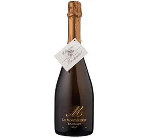 Saumur Brut Mousseux, M de Montgueret, Loire Valley, France - Sparkling Wine - www.baythornewines.co.uk