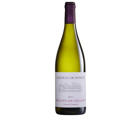 2016 Beaujolais Villages Blanc Grand Lamure, Chateau de Poncie - White Wine - www.baythornewines.co.uk