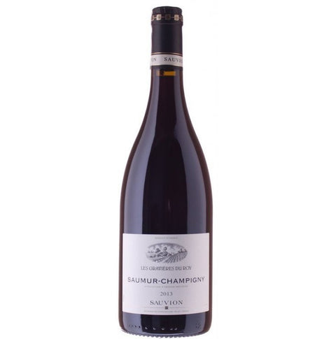 2017 Saumur Champigny, Les Gravieres du Roy - Red Wine - www.baythornewines.co.uk