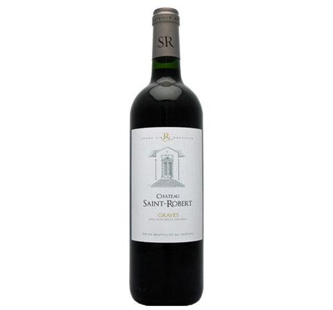 2015 Chateau Saint Robert, Graves, Bordeaux