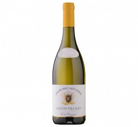 2017 Macon Villages, Domaine du Mont St Gilbert - White Wine - www.baythornewines.co.uk