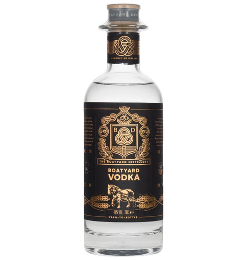 Boatyard Vodka - 70cl bottle