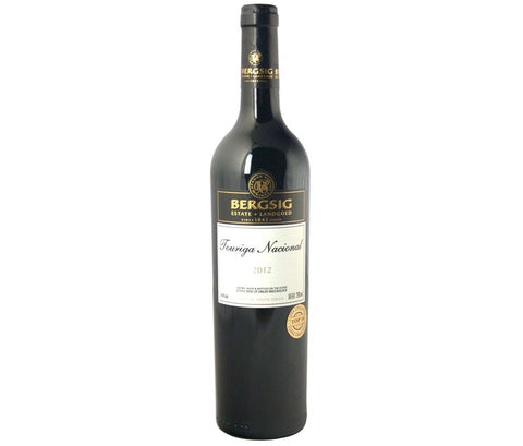 2013 Touriga Nacional, Bergsig Estate, Breedkloof, South Africa - Red Wine - www.baythornewines.co.uk