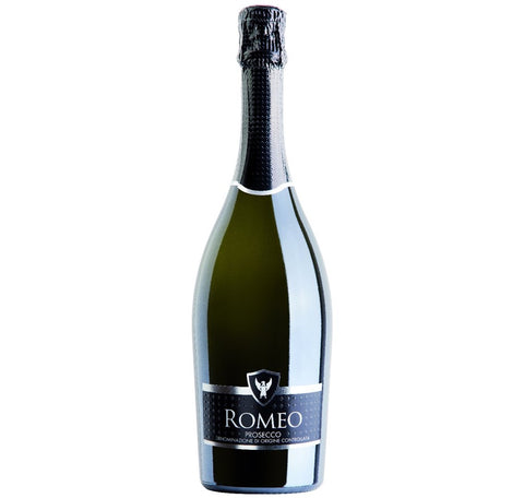Romeo Spumante, Colli Vicentini - Sparkling Wine - www.baythornewines.co.uk