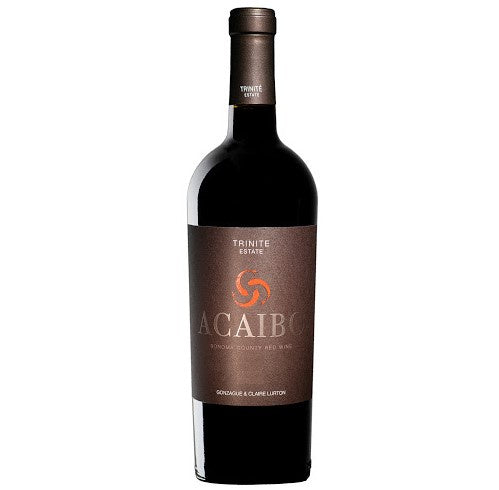 2014 Acaibo Red, Trinité Estate, Sonoma, California, USA