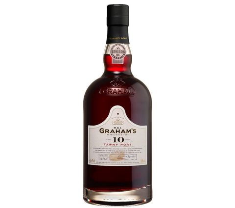10 Year Old Tawny Port, Graham's, Douro Valley, Portugal - Fortified Wine - www.baythornewines.co.uk