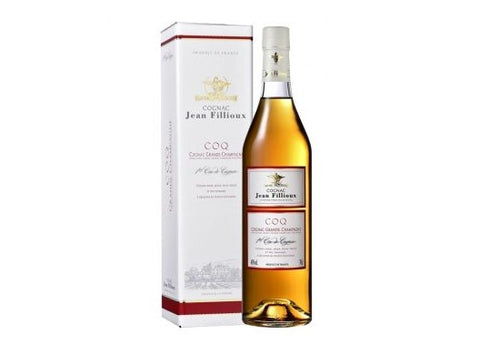 Coq Grande Champagne Cognac, Jean Fillioux, France - 70cl bottle