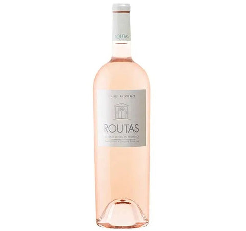 Magnum - 2018 Provence Rose, Chateau Routas, Provence, France