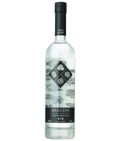 Brecon the Botanicals Gin, Penderyn Distillery, Wales, UK - 70cl bottle