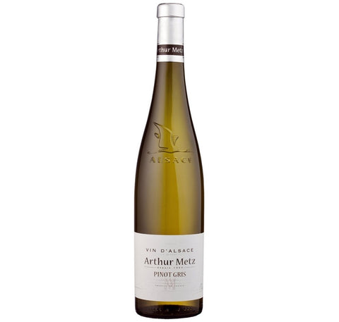 2017 Pinot Gris Classique, A Metz - White Wine - www.baythornewines.co.uk