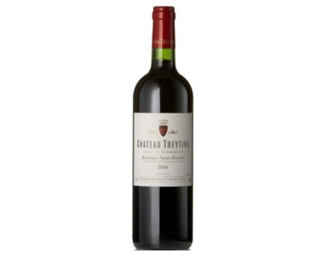 half bottle - 2011 Chateau Treytins, Montagne St Emilion, Bordeaux, France - Red Wine - www.baythornewines.co.uk