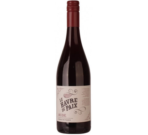 2018 Pays de l'Aude Rouge, Le Havre de Paix, Languedoc, France - Red Wine - www.baythornewines.co.uk