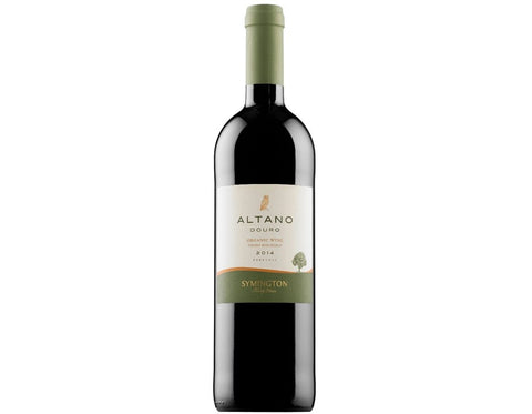 2016 Organic Red, Altano - Red Wine - www.baythornewines.co.uk