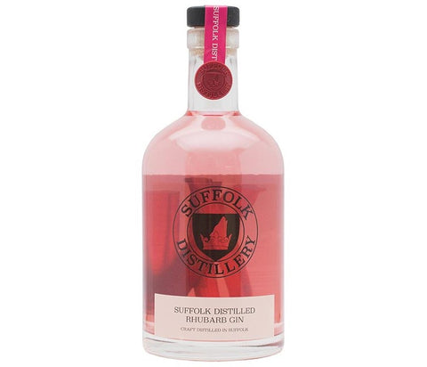 Rhubarb Gin, Suffolk Distillery - 35cl bottle