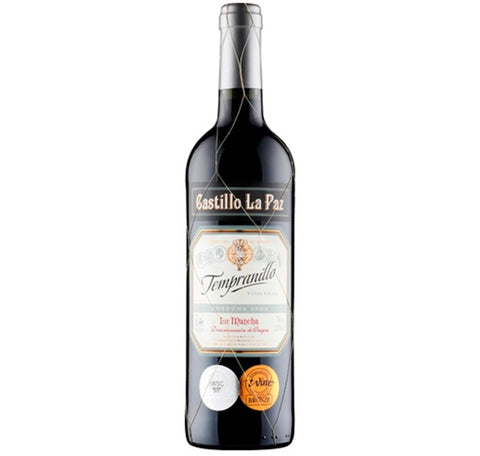 2018 Old Vine Tempranillo, Castillo la Paz, Castilla, Spain - Red Wine - www.baythornewines.co.uk