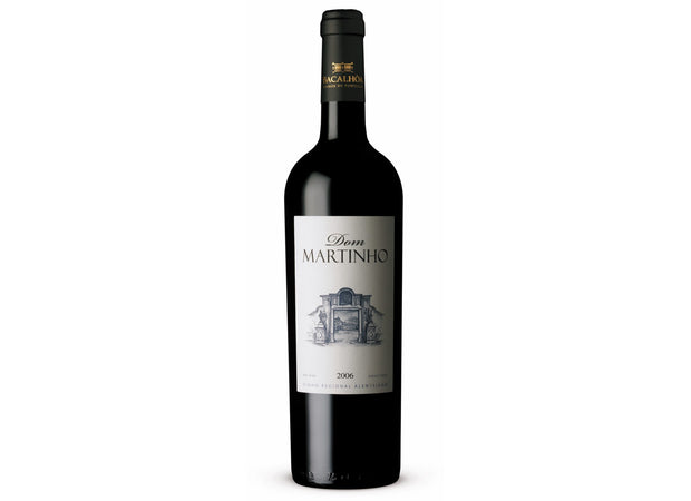 2017 Dom Martinho Red, Bacalhoa, Alentejo, Portugal - Red Wine - www.baythornewines.co.uk