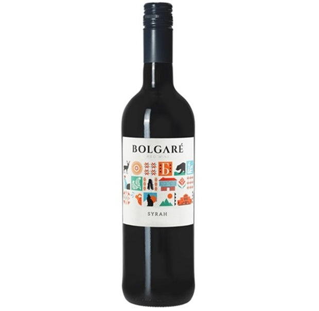 2016 Syrah, Bolgare, Thracian Plains, Bulgaria - Red Wine - www.baythornewines.co.uk