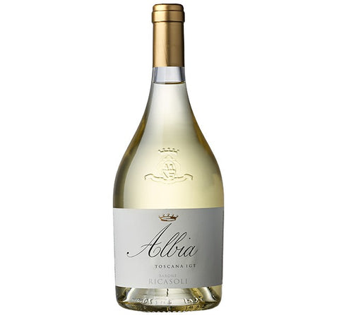 2017 Albia White, Barone Ricasoli - White Wine - www.baythornewines.co.uk