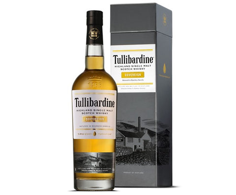 Tullibardine Sovereign 43%, Malt Scotch Whisky -70cl bottle