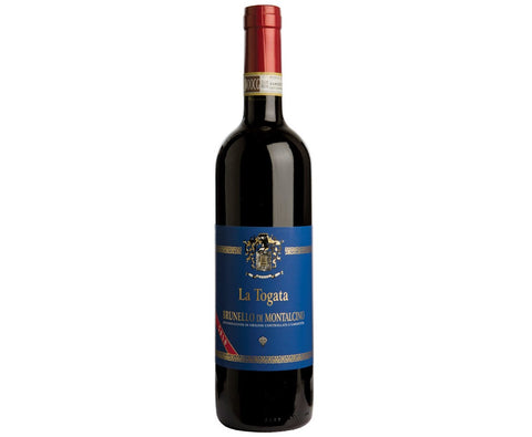 2010 Brunello di Montalcino, La Togata, Tuscany, Italy - Red Wine - www.baythornewines.co.uk